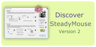 Discover SteadyMouse 2