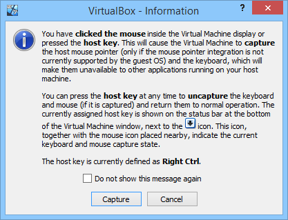 VirtualBox mouse settings 2